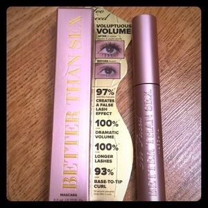 ⭐️Too Faced Better Than Sex Mascara